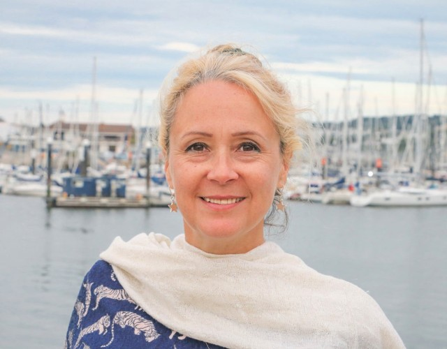 Lucy Lepchani - coaching and mentoring